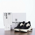 BALMAIN B-Bold Low top To Sneakers Black
