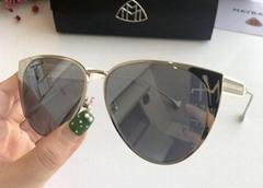 Maybach AAA original quality women's sunglasses men's glasses beach Sunglasses