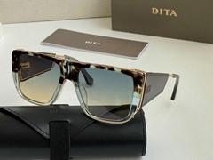 Dita sunglasses Top AAA new Dita square Pilot Sunglasses metal frame sunglasses