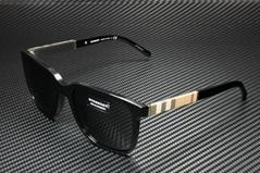 Black Grey 58 mm Men's Sunglasses sunglasses at night glasses jersey ci