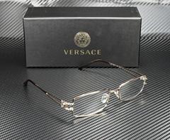 VE1092B Women's Eyeglasses 1045 Lens 53 mm Light Brown Demo