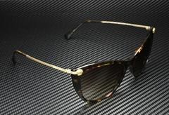 Womens Sunglasses VE4345B 108/6U 57 mm Havana Gradient Brown Mirror Gold