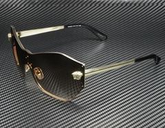 43 mm Women's Sunglasses Pale Gold Brown Gradient VE2182 125213