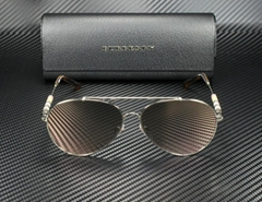 Women's Sunglasses BE3092Q 11674Z 57 mm Brushed Lt Gold Grey Rose Gold