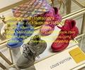 SAINT LAURENT PARIS women Loulou Bootie Black Suede heel high shoes 2