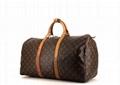 women Keepall 45 men travel bag monogram