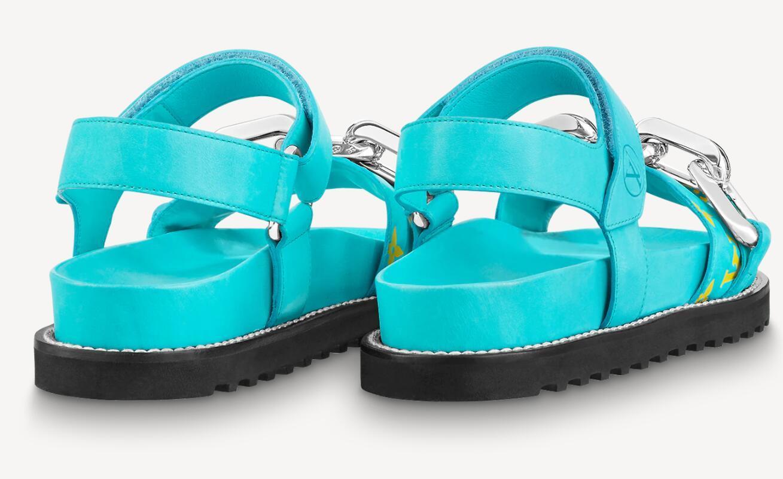 1A90QE Paseo Flat Comfort women Sandal summer shoes 4