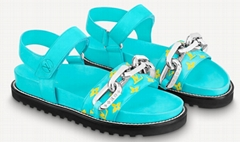 1A90QE Paseo Flat Comfort women Sandal summer shoes