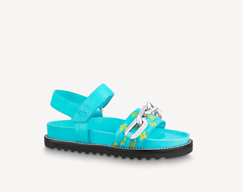 1A90QE Paseo Flat Comfort women Sandal summer shoes 7