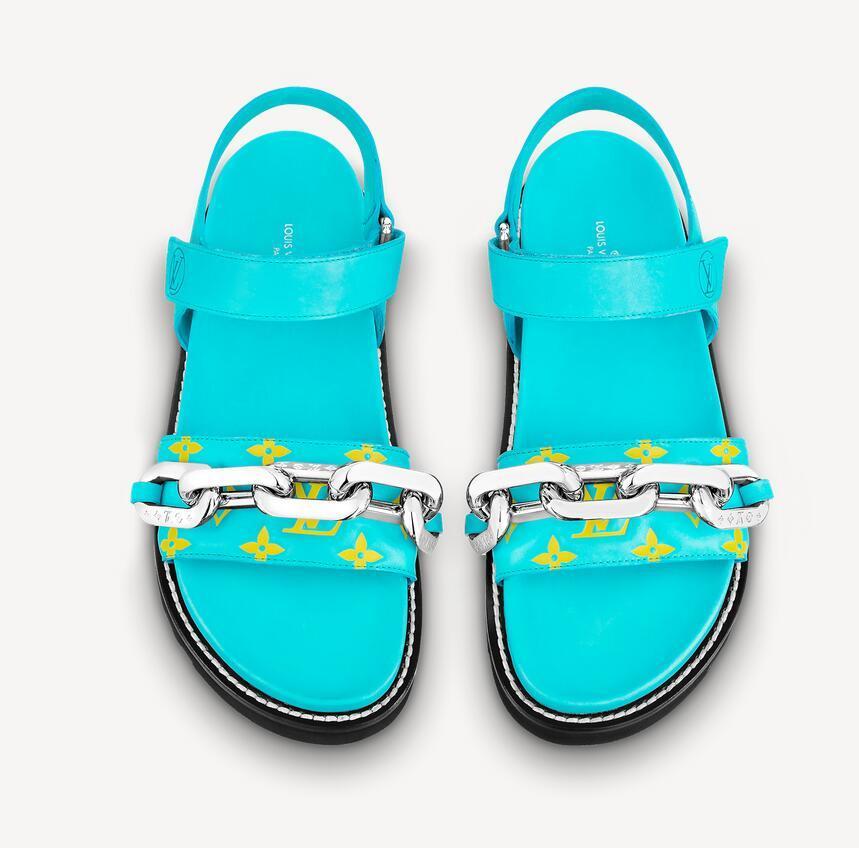 1A90QE Paseo Flat Comfort women Sandal summer shoes 8