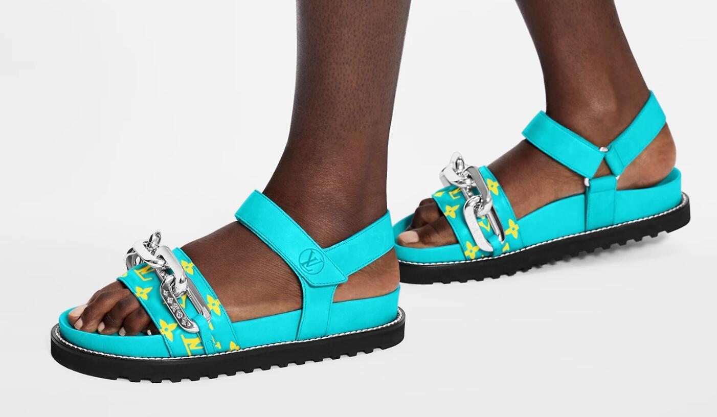 1A90QE Paseo Flat Comfort women Sandal summer shoes 9