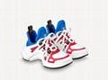 1A93YV Archlight Sneaker oversized