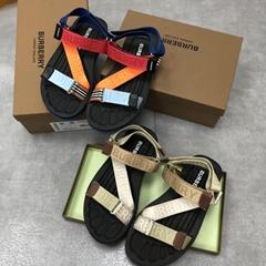 Patterson Colorblock Logo Sport Sandals Multicolor straps sport shoes (Hot Product - 1*)