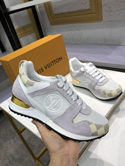 1A3CW2 Run Away Sneaker Circle extra height gold-tone metal stabil