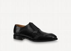 1A8WCC Kensington Derby mens business shoes    Initials shoes