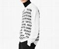 1A8WSW Letters Sweater season's    Letters theme men long shirt 5