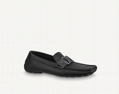 1A8V2J Monte Carlo Moccasin shoes Peas shoes casual Loafers shoe