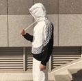 20ss Monogram Hoodie circle cut mens hoodie 5