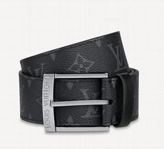 Louis Vuitt M0375V Downtown 40MM Belt ardillon buckle mens belt