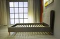Modern Luxury Upholstery Bed Bedroom Furniture 5
