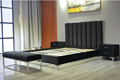 Modern Upholstery Adult Bed 5