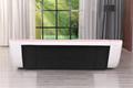 Leather Beds LED King Size Bed Bedroom Furniture 5