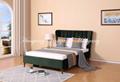 Modern Luxury Upholstery Bed Bedroom