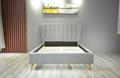 Modern Luxury Upholstery Bed Bedroom Furniture 3