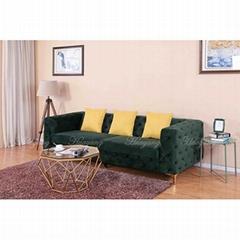 Glamorous Ve  et Sofa Couch