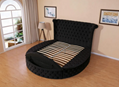 Elegant Round Ve  et Bed 5