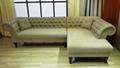Modern Upholstered Sectional Sofa