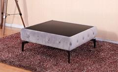 Square Ottoman Table