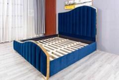 Modern Ve  et King Bed