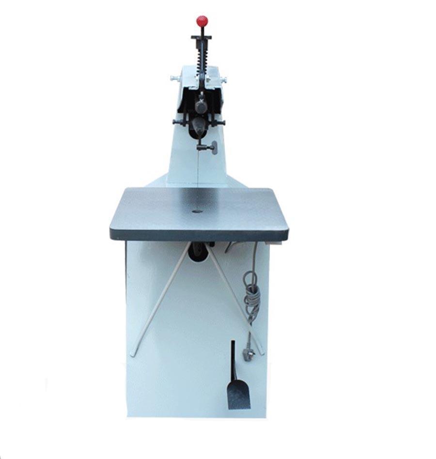 MJ4410 700mm throat 750W aichener scroll saw woodworking machine for sale 2