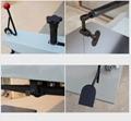 MJ4410 700mm throat 750W aichener scroll saw woodworking machine for sale 3