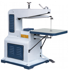MJ4410 precision variable speed scroll saw woodworking machine