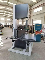 Aichener customized MJ345 20inch sliding table band saw