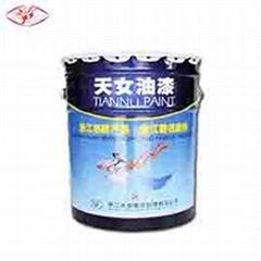 天女水性丙烯酸聚氨酯清漆 建築工程機械金屬 罩光漆