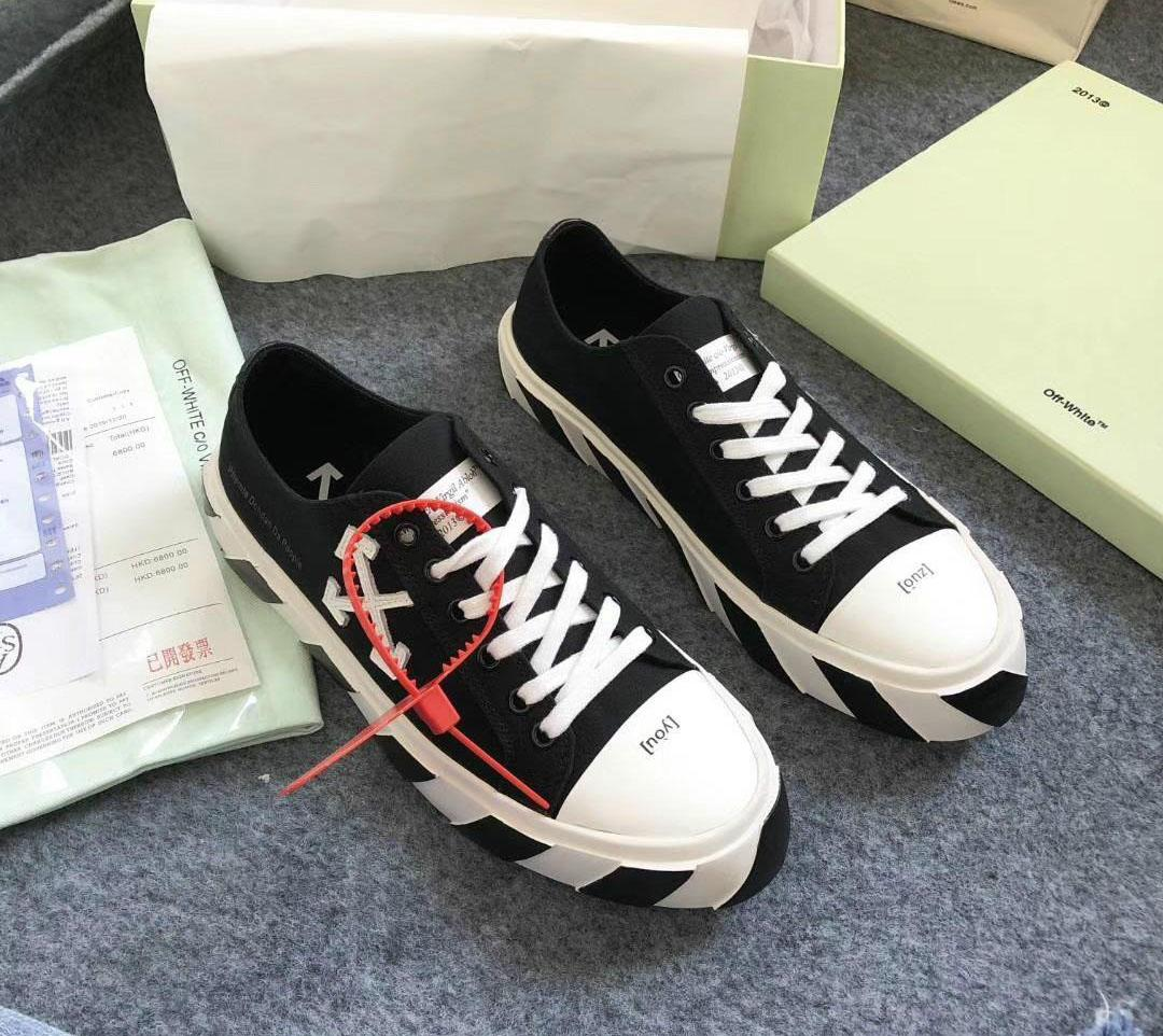 wholesale top quality off white shoes for man and women off white boots sneakers 3