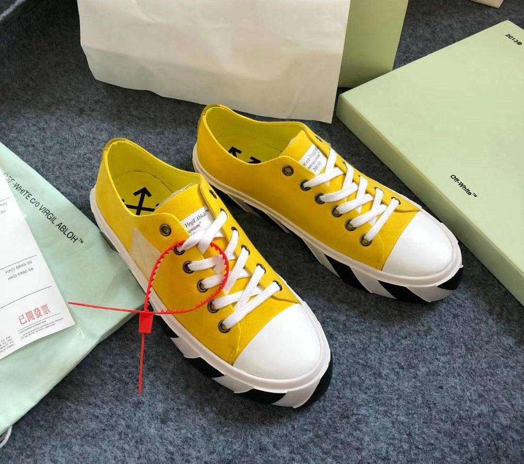 wholesale top quality off white shoes for man and women off white boots sneakers 9