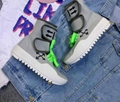 wholesale top quality off white shoes for man and women off white boots sneakers 18
