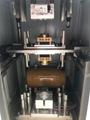 Hot plate machine, hot plate welding