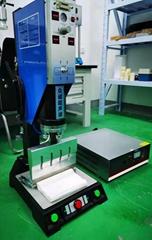 折叠滤芯过滤膜焊接机