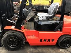 杭州3吨柴油叉车