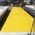 2021 New Exmok HDPE plastic ground mats