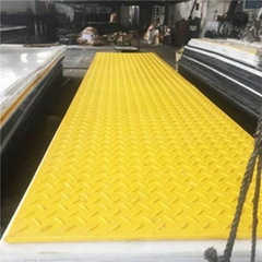 Exmok hdpe polyethylene plastic ground mats