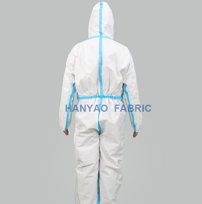 PPE Disposable protective clothing 1