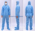 Factory isolation safety clothing