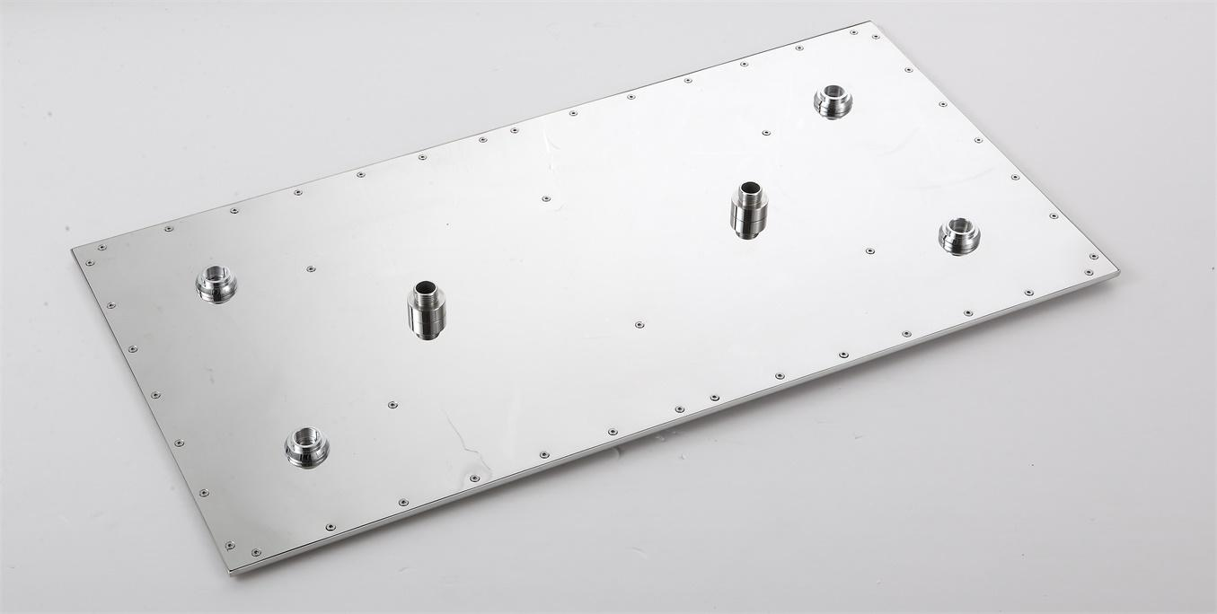 shower head set square 12 inches  SUS304 shower room fittings 3