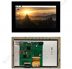 DWIN 5/7/10.1/10.4/15.6/21.5 Inch IPS TFT LCD Capacitive Touch Panel Display Mod